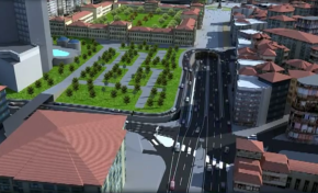 taksim project and economies of scale of urban transformation